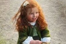 IRISH/ IRELAND/ ST. PATRICK'S DAY / May your pockets be heavy and your heart be light, May good luck pursue you each morning and night.  Traditional Irish Blessing.   / by Sallie Denmark