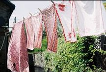 CLOTHES LINE an PENS / by Dick N Jan Breedlove