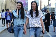 China Fashion / A board by Jing Daily dedicated to all things fashion in China: trends, boutiques, runway, designers, models, and more.  / by Jing Daily