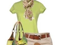 Clothes - Spring and Summer / by ღ ✿⊱╮Marisa ✿⊱╮ღ