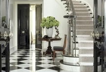Staircases / by Gia Milazzo Smith / Designs By Gia Interior Design