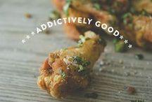 Foodie / by Jane Tipermas