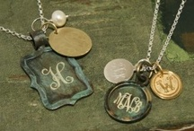 metal stamping  / by The Sassy Magpie Studio & Shoppe