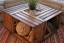 Upcycle & Repurpose / by The Sassy Magpie Studio & Shoppe