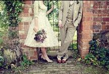 Bride & Groom Photography / Shots involving the Bride & Groom  / by Lucy Bartholomew