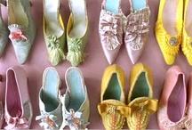 Fancy Feet / by Elicia Wiltschko