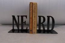 Nerd Alert / by Sue Choi