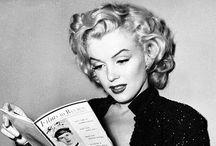 Marilyn monroe / All things of ms Monroe  / by Stefany Howard