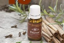 Essential Oils  / by Living Surrendered
