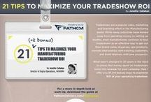 Useful Trade Show & Display Info / Infographics and other helpful info about trade shows, marketing etc.. / by DisplayStar