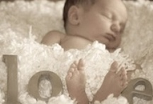 Newborn/ Infant Photography / by Rebecka Brown