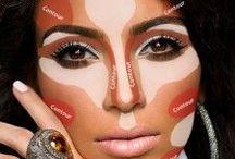 Makeup / by Nikki Klint