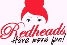 Redheads / by Kathy Fowler