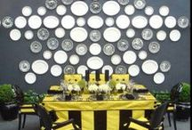 Table Top Inspirations - USA style / by Wedding Concepts