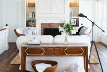 Living Room / by Rachael Elizabeth