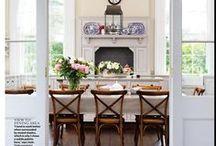 Dining Room / by Rachael Elizabeth
