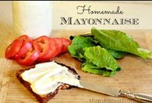 Clean & Healthy Cooking Tips & Substitutes :) / by Rainha Brazilva