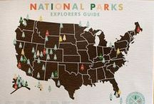 On the Map. / Let's be Adventurers! / by Jenny Doss
