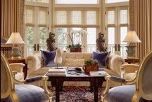 living rooms / by Reena Pasricha