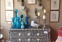 inlay furniture/lattice / by Reena Pasricha