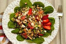 Salads, Sides, Soups & Spreads / by Cheryl Nowak