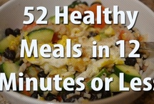 Healthy Eating! / Low calorie recipes for healthy eating & weight loss! / by Susan Clayton