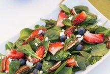 Salads/Soups / by Tammy Spano
