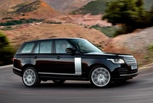 Range Rover / by Land Rover Nieuws