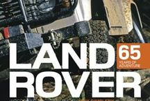 Books / by Land Rover Nieuws