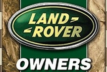 Land Rover Clubs / by Land Rover Nieuws