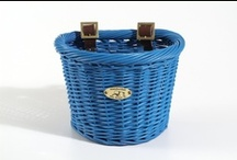 Blue Wicker / Blue wicker is the most popular color choice for do it yourself wicker projects, especially when you can obtain wicker cheap at garage sales, tag sales, ect / by Wicker Paradise