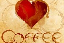 Coffee Time! / I ♥ Coffee! / by Susan Clayton