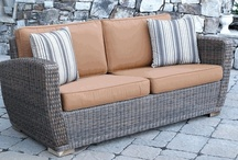 Wicker Loveseats / Wicker Loveseats are the most under rated pieces of furniture when putting your room together. With versatility and practicality under its belt, the wicker Loveseat can make smaller/rooms with more obstacles easier to furnish, and creating a nice intimate flow between your presentation. http://www.wickerparadise.com #wicker #loveseat #wickerfurniture #wickerloveseat #wickerparadise / by Wicker Paradise