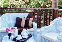 Porch Wicker Furniture / by Wicker Paradise