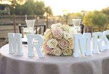 CUTE IDEA 4 WEDDING CEREMONY / by Tanya R