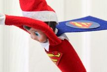 Elf on the Shelf! / by Audra Crawford