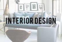 Interior Design / by Alicia Tenise
