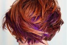 hair styles / by Erica Grijalva
