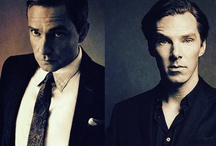 Cumberbatch & Freeman / Because outside of Sherlock, Star Trek and The Hobbit these boys deserve their own :) / by Jenna Aita