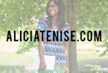 AliciaTenise.com / by Alicia Tenise