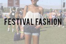 Festival Fashion / by Alicia Tenise
