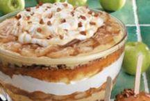 Decadent Desserts / Cakes, Cookies, Pies, Desserts / by Aemelia Manier
