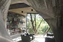Bookcases / by Eva Ontiveros