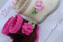 Crochet-Knitting-Weaving / Hand Crafts / by Phil n Jacque Shearer