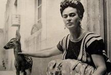 Frida / by Amanda Caldwell