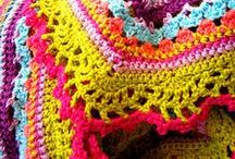 knit & crochet / by Debra Cooper