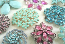 Vintage Brooches / by Trisha Keller