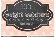 Weight Watchers Recipes / by Reaganne Brown