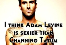 My Kind of Sexy...OK Adam Levine / by Reaganne Brown