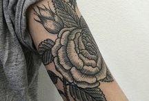 tattoos / by Shoni Rose